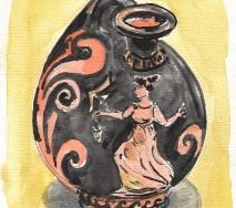 boeotien-vase-voelkerkunde-museum-30-03-95-a9503me 25x35cms