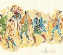 chinesische-wanderer-11-02-99-a9902me129-kunst-und-gewerbe