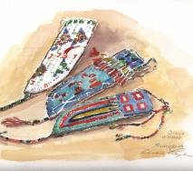 indianer-messerscheiden-sioux-a9701me-40x30cm