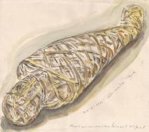 mumie-roemisch-a9702me-42x39cm