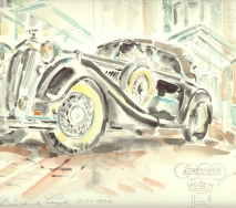 horch-a9411ps-48x36cm