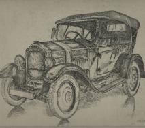 opel-grau-schwarz-r8403ps-50x40cm