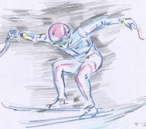 skifahrer-b1103s-40x30cm